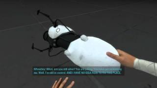 Fun with Portal 2 (spoiler alert!)