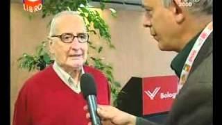 """Roberto Denti: intervista e presentazione del romanzo """"Fra noi due il silenzio"""""""
