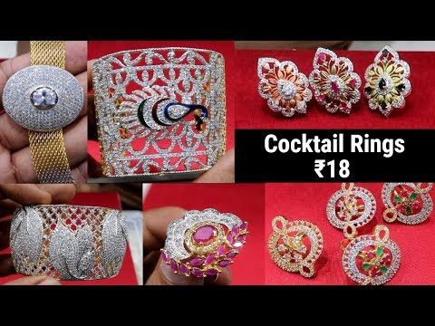 Rings, Bangles And Bracelets | ARTIFICAL JEWELLERY (WHOLESALE)