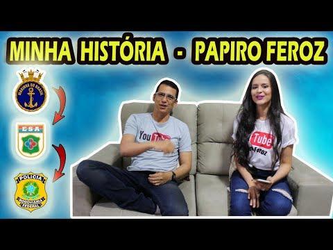 Minha História - Papiro Feroz
