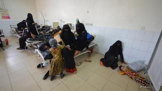أخبار الصحة   ارتفاع أعداد الوفيات بالكوليرا في #اليمن إلى 209
