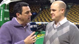 Mike Petraglia Ben Rohrbach on unforgettable Celtics tribute