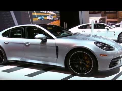 2017 Porsche Panamera 4s Limited White Edition Features Exterior And Interior First Impression