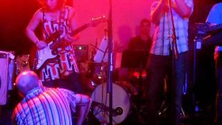 Brian Eno Tribute - Driving Me Backwards Live at The Rock Shop Brooklyn, NY 5/21/11