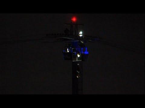 MORNING NEWS - Stranded Sea World Gondola Passengers Rescued