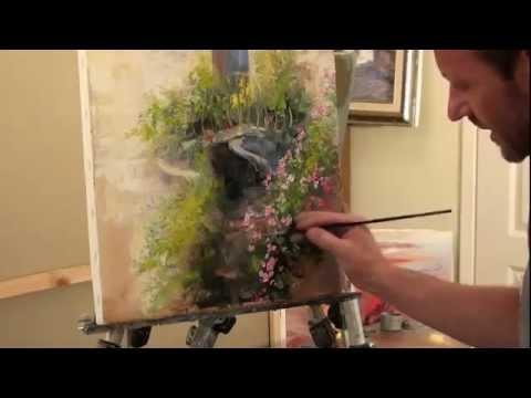Bob Ross - The Joy of Painting - 3-Hour Workshop [На