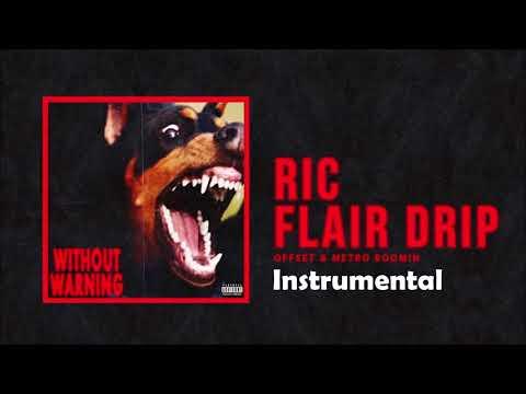 21 Savage, Offset & Metro Boomin - Ric Flair Drip (Instrumental)