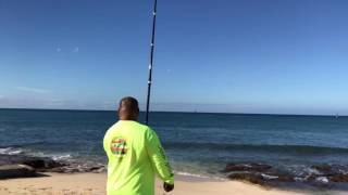 Drone fishing Hawaii with a Phantom 4