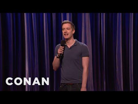 Daniel Sloss Stand-Up 06/13/16  - CONAN on TBS
