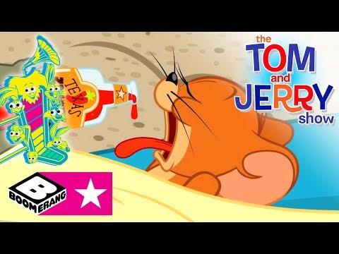 Probeer niet te lachen: Tom and Jerry-editie #5 | Uitdaging op dinsdag | Boomerang