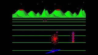 БК 0010-01 игра Zoom