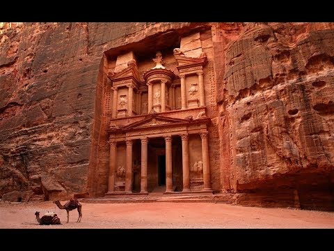 In Search Of History - The Hidden Glory of Petra (History Channel Documentary)