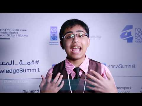 Knowledge Summit 2017 - Tanmay Bakshi Interview