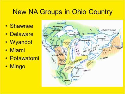 Historical Peoples Of The Ohio Country