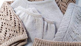 Gambar cover Вязание. Универсальный край изделия, легко и красиво.  Подробный мк. //Knitting /MK.