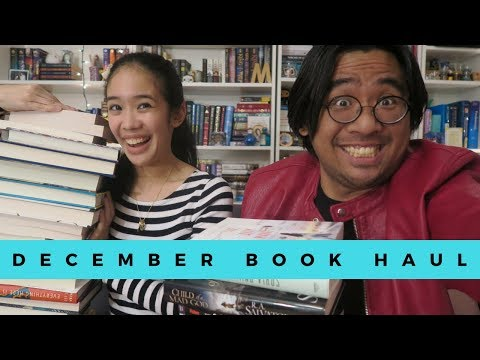 Book Haul | A Haul New Year