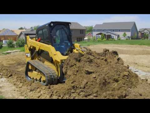 Cat Dozer Blade Attachment Operating Tips