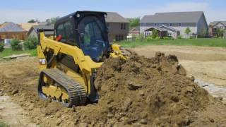Cat® Dozer Blade Attachment Operating Tips