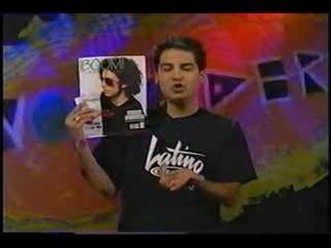 BOOM Magazine Austin promo 1999