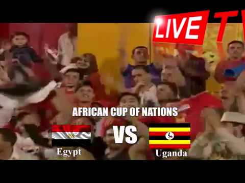 Egypt Vs Uganda Africa cup of Nations 2017 Live Streaming Online
