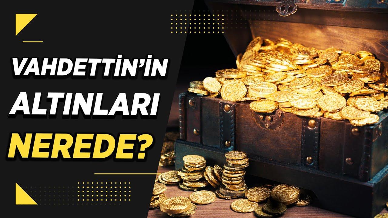 """""""Vahdettin Atatürk'e 40.000 Altın Verdi"""" İddiası"""