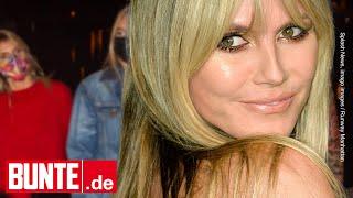 Heidi Klum – So stilsicher zeigt sich Leni