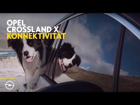 Hier geht es zu dem Werbevideo des Opel Crossland X