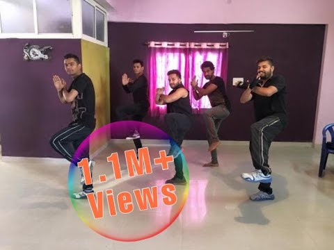 Malhari (Bajirao-Mastani ) Dance By Step-Up Dance Academy Dhar
