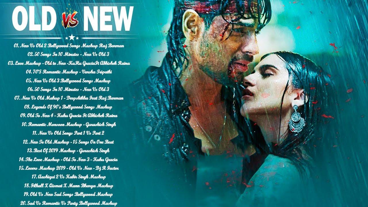 Download Old Vs New Bollywood Mashup 2021 | 90's Superhits Romantic Mashup Songs_DJ_Hindi -Indian Mashup 2021