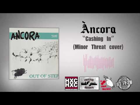 "Àncora ""Cashing In"" (Minor Threat cover)"