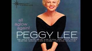 Watch Peggy Lee Where Do I Go From Here video