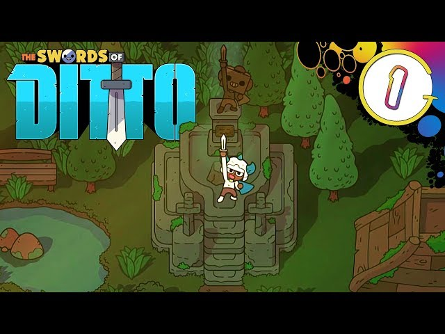 Beetleghost! | The Swords of Ditto Gameplay Part 1