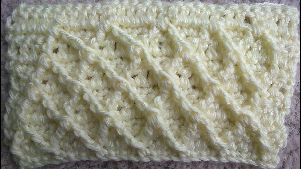 Crochet diamond checkers stitch pattern tutorial youtube crochet diamond checkers stitch pattern tutorial dt1010fo