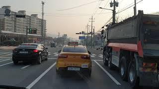 용인 e삼성자동차학원도로주행A코스동영상