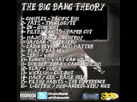 DJ COMPLEX & MR TRAUMATIK  BIG BANG THEORY DNB MIX