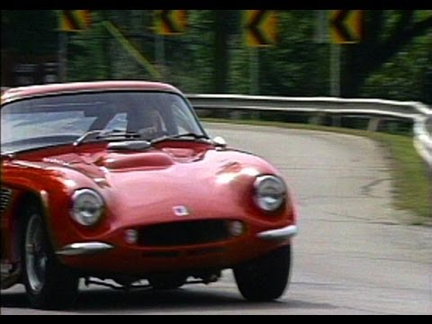 TVR Griffith 200 – COBRAs for breakfast! Yes,,,we go for a ride!