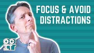 "How to Avoid Distractions and Stay Focused | Stay in ""Flow State"""