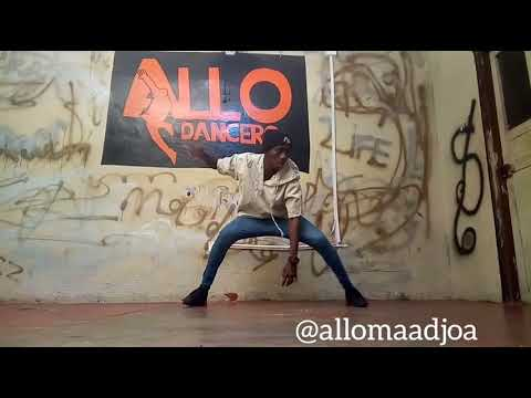 D-BLACK FT MEDIKAL- BOTTLES DANCE COVER BY ALLO MAADJOA
