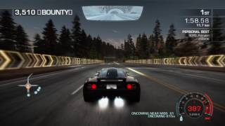 NFS:Hot Pursuit | Faster Than Light 3:48.64 | World Record