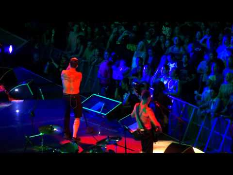 Encore: Magic Johnson - Sir Psycho Sexy - Red Hot Chili Peppers - Staples Center - August 12, 2012