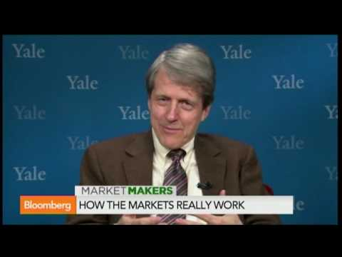 Shiller Says `Easy to Beat the Market' Long Term   Bloomberg