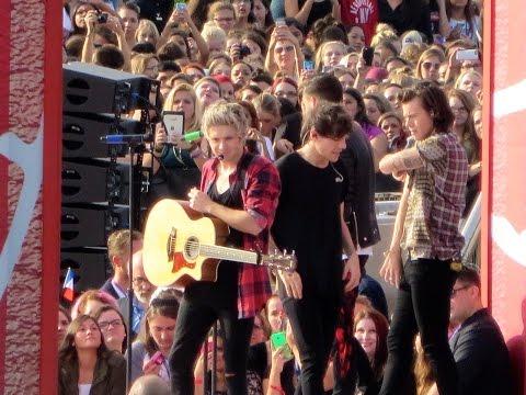 One Direction Day Concert Universal Studios Orlando, Florida 1Direction 1D #1DOrlando