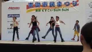 2014/08/02 東御市民祭ダンスフェスタ Stubbie