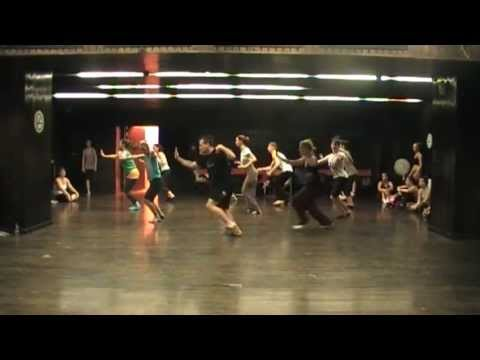 Lakijani Dance jazz intensive 2013