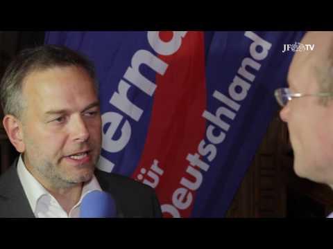 JF-TV Direkt: Leif-Erik Holm im Gespräch mit Bastian Behrens