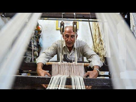 شاهد: سوري يحول منزله إلى متحف لمراحل صناعة الحرير  - نشر قبل 4 ساعة