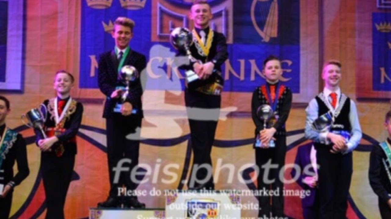 Who are the best male Irish dancers in the world?
