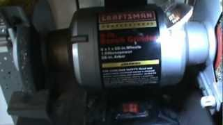 How to add a light to your bench grinder