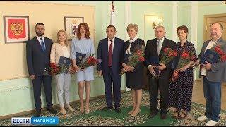 Шесть граждан Марий Эл получили благодарственные письма Президента России