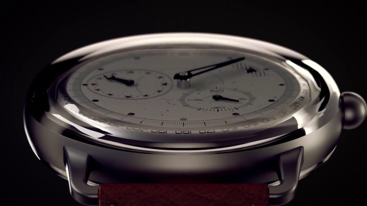 Apollo Watches - Inspired by Space for mankind - YouTube